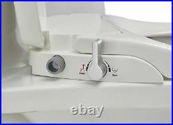 American Standard 5900A05G. 020 Aqua Wash Non-Electric Bidet Seat for Elongate