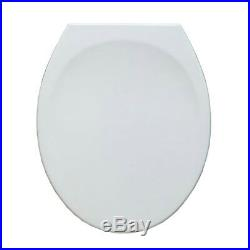 Armitage Shanks Genuine S405001 Astra White Toilet Seat and Cover Easy Fix