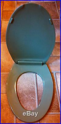 Avocado Toilet Seat for Kohler Champlain 4690-21