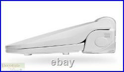 BIO BIDET BB-1000 ROUND Electronic Toilet Seat Jet Wash Dryer Remote Control New