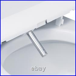 Bio Bidet Aura A7 Special Edition Elongated Smart Bidet Toilet Seat White