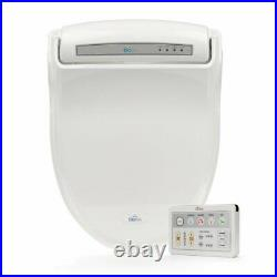 Bio Bidet BB-1000 Supreme Bidet Toilet Seat with Wireless Remote Elongated White