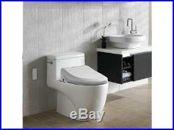 Bio Bidet USPA 6800-U Luxury Bidet Seat, Round Toilet Bathroom White 6800 NEW