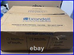 Brondell Swash 900 Electric Bidet Seat for Round Toilet in White S900-RW