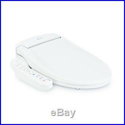 Brondell Swash SE400 Elongated Bidet Seat with Air Dryer White Open Box