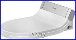 Duravit 610001001001300 SensoWash Starck C Bidet Toilet Set White