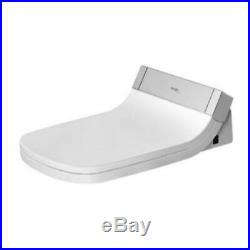 Duravit 610200001001300 SensoWash Starck C Elongated Slow-Close Washlet Bidet Se