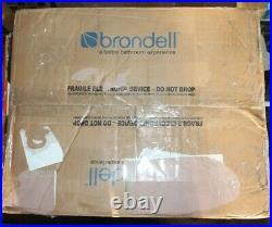 Excellent Brondell Swash 300 Bidet Seat! S300-EW