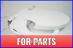 FOR PARTS TOTO SW3036#01 K300 WASHLET Electronic Bidet Toilet Seat Elongated