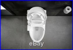 KOHLER Electric Bidet Toilet Seat C3 050 Elongated White Front Rear Washer Quiet