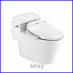 Kohler Bn330-N0 Novita Electric Bidet Seat For Elongated Toilets White