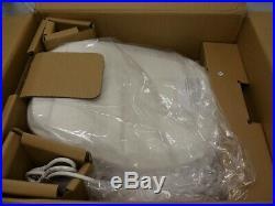 Kohler C3 125 Electric Bidet Seat Elongated Toilets withTank Heater & Side Control