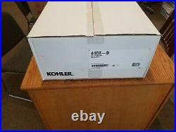 Kohler K-4108-0 C3-230 Elongated Cleansing Toilet Seat White