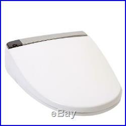 Kohler Novita Electric Bidet Seat for Elongated Toilets withRemote Control White