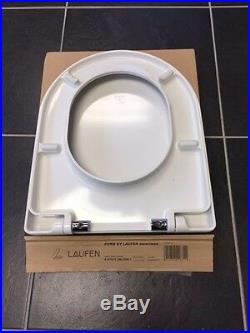 Laufen Form Soft Close Toilet Seat White (8.9767.1.300.000.1)