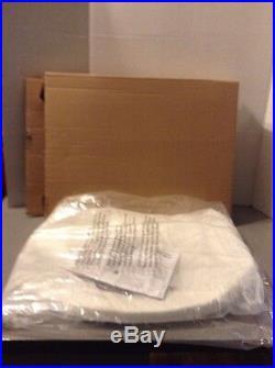 NEW American Standard Elongated Heavy Duty Toilet Seat 5901110T. 020 Commercial