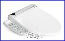NEW Bio Bidet BioBidet BB-1700 Bliss Toilet Seat Self Cleaning Elongated White