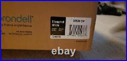 NEW Brondell SWASH SE600-EW Electric Bidet Toilet Seat Round White Remote