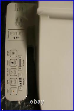 NEW TOTO SW2034-01 Washlet Elongated Bidet Toilet Seat, White