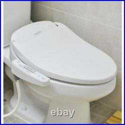 NOVITA BD-N330T Digital Compact Bidet Electric Toilet Seat WC Dryer 220V EMS