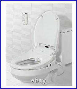 New Bidet Toilet Seat CS1000 Swash Advanced Elongated Clean Free Shipping NIB