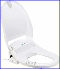 New Brondell Inc. S300-EW Swash 300 Elongated Advanced Bidet Toilet Seat, White