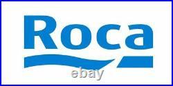 Roca Giralda & Dama Senso Soft Close Toilet Seat Hinges Set Chrome Ai0001200r