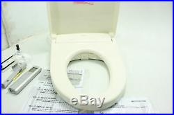 SEE NOTES TOTO SW3056#12 S550E Electronic Bidet Toilet Seat Cleansing Nightlight