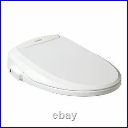 SmartBidet SB-100R Electric Bidet Toilet Seat for Most White