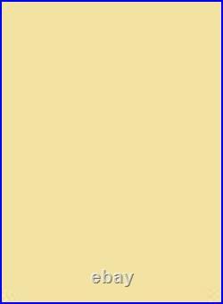 Sunrise Yellow Toilet Seat for Kohler Champlain 4690