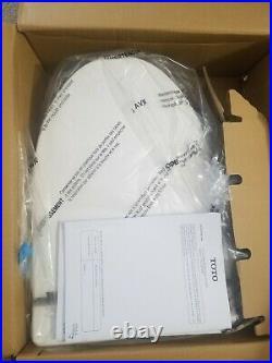 TOTO C100 SW2034-01 Washlet Elongated Bidet Toilet Seat Cotton White