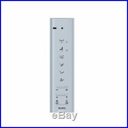 TOTO S550e WASHLET+ and Auto Flush Ready Electronic Bidet Toilet Seat with