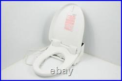 TOTO SW2043R#01 C200 Electronic Bidet Toilet Seat Cleansing Water Round White