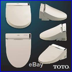 TOTO SW2044#12 C200 Electronic Bidet Toilet Cleansing Water, Heated Seat