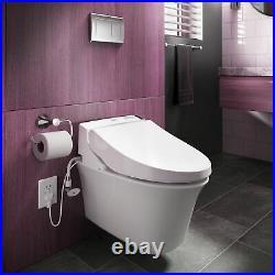 TOTO SW2044 Washlet C200 Elongated Soft Close Bidet Seat Beige