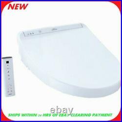 TOTO SW3036#01 K300 WASHLET Electronic Bidet Toilet Elongated Seat R1