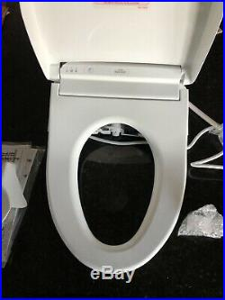 TOTO SW3036#01 K300 WASHLET Electronic Bidet Toilet Seat Elongated- FOR PARTS