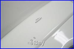 TOTO SW3054#01 S550e WASHLET Electronic Bidet Toilet Seat Elongated White