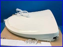 TOTO SW3054#12 S550e WASHLET Electronic Bidet Toilet Seat Elongated Sedona Beige