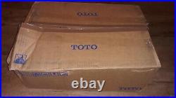 TOTO SW3056AT40#01 Cotton Washlet Elongated Closed Bidet Seat S550E