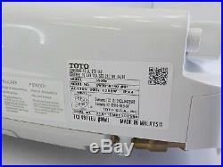 TOTO SW3056T40#01 S550e ewater+ Elongated Bidet, Cotton White