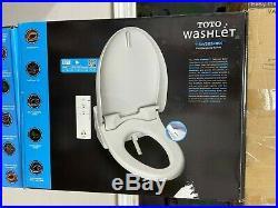 TOTO SW573#12 S300e WASHLET Electronic Bidet Toilet Seat with EWATER