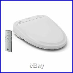 TOTO SW583#01 S350e WASHLET Electronic Bidet Toilet Seat with Auto Open and C