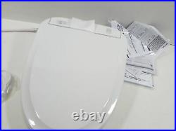 TOTO SW583#12 S350E Electronic Bidet Toilet Seat with Cleansing Warm