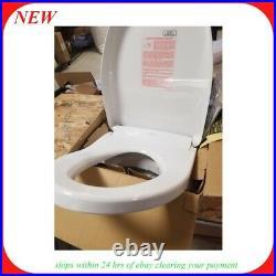 TOTO Washlet S550e Elongated Bidet Toilet Seat with ewater+ Auto Open/Close R1