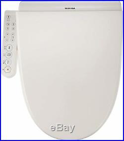 Toshiba Toilet Warm Seat SCS-T160 Pastel Ivory Auto Deodorization