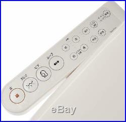 Toshiba Warm Water Washing Toilet seat Clean wash Pastel Ivory SCS-T160 Auto