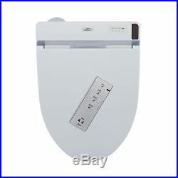 Toto C200 WASHLET+ Ready Electronic Bidet Toilet Seat with PREMIST, Elongated