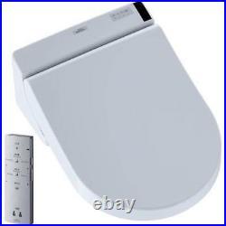 Toto SW2047T20#01 Washlet C200 Connect + D-Shape Washlet C200 Connect+ D-Shape