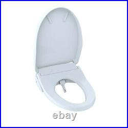Toto SW3046AT40#01 S500E Washlet+ And Auto Flush Ready Electronic Bidet Toilet